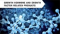 Growth hormone and growth factor related products